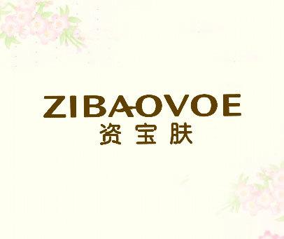 资宝肤 ZIBAOVOE