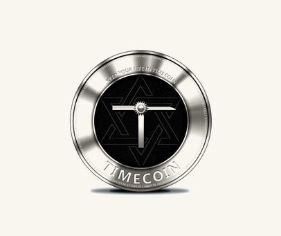KEEP YOUR LIFEIN TIMECOIN TIMECOIN