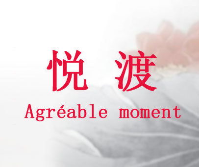 悦渡  AGREABLE MOMENT