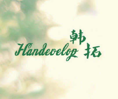 韩拓 HANDEVELOP