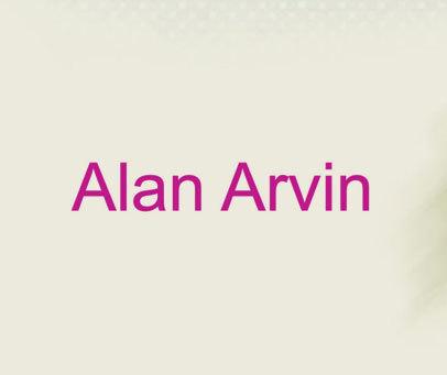 ALAN ARVIN
