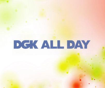 DGK ALL DAY