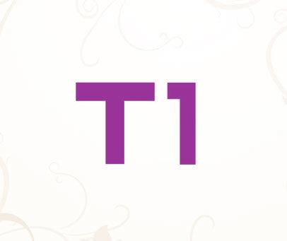 T   1