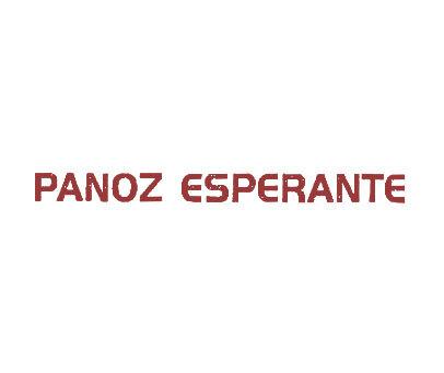 PANOZESPERANTE