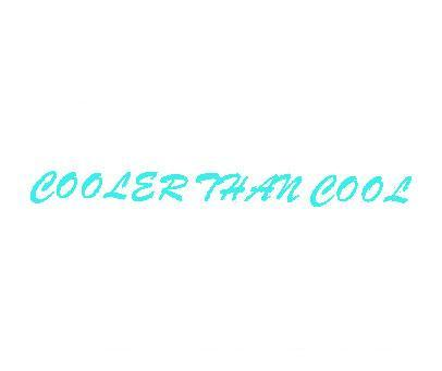 COOLERTHANCOOL