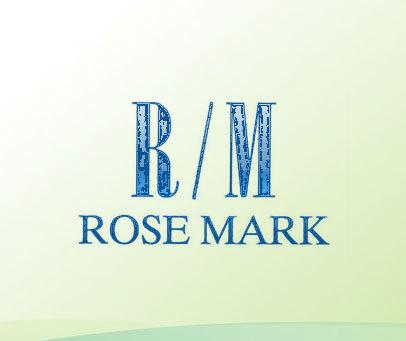 R/M ROSE MARK