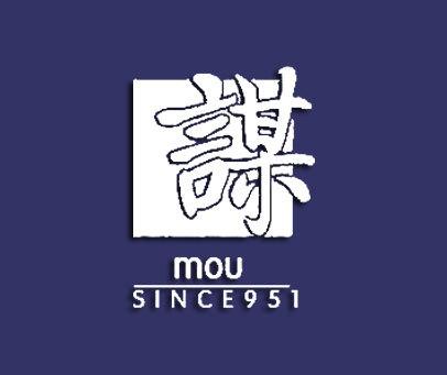 谋-SINCE-951