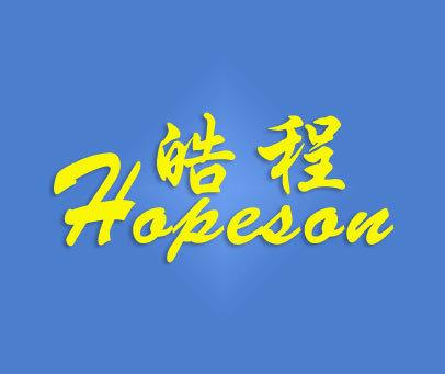 皓程-HOPESON