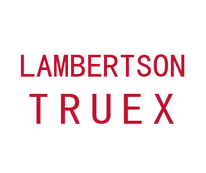 LAMBERTSONTRUEX