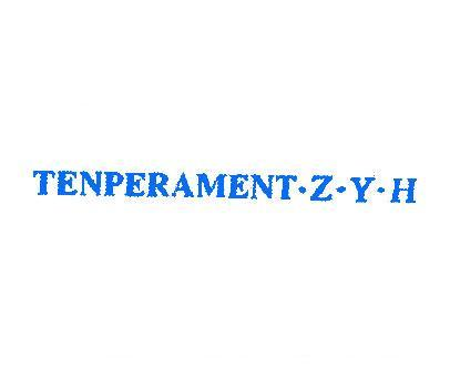 TENPERAMENT.Z.Y.H