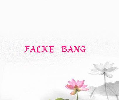 FALKE BANG