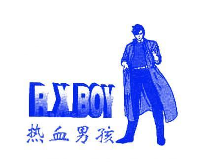 热血男孩-RXBOY