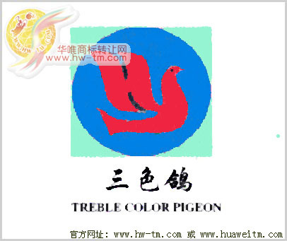 三色鸽-TREBLECOLORPIGEON