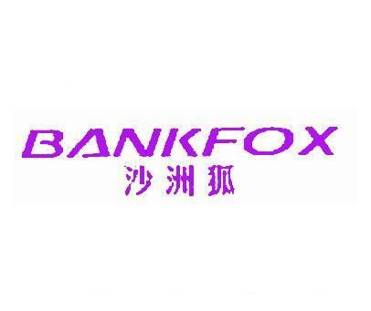 沙洲狐-BANKFOX