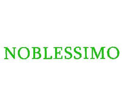 NOBLESSIMO