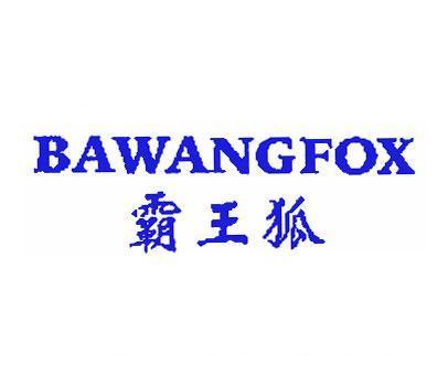 霸王狐-BAWANGFOX