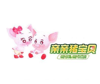 亲亲猪宝贝-MYPETMYBABY
