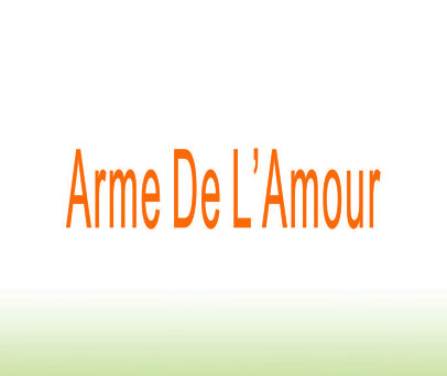 ARME-DEL-AMOUR
